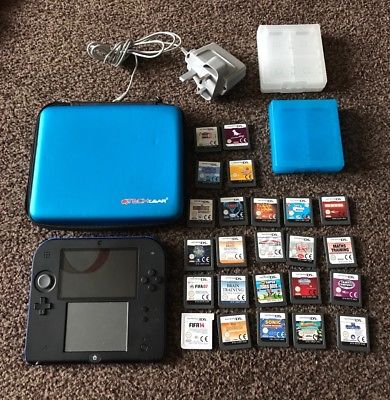 Nintendo 2DS & Big Game Bundle
