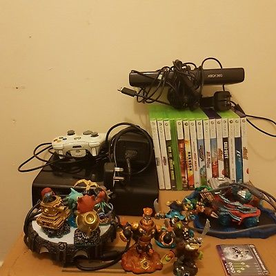 XBOX 360 CONSOLE BUNDLE . GRAB YOURSELF A BARGAIN