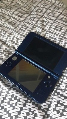 Nintendo 3Ds Xl Metallic Blue
